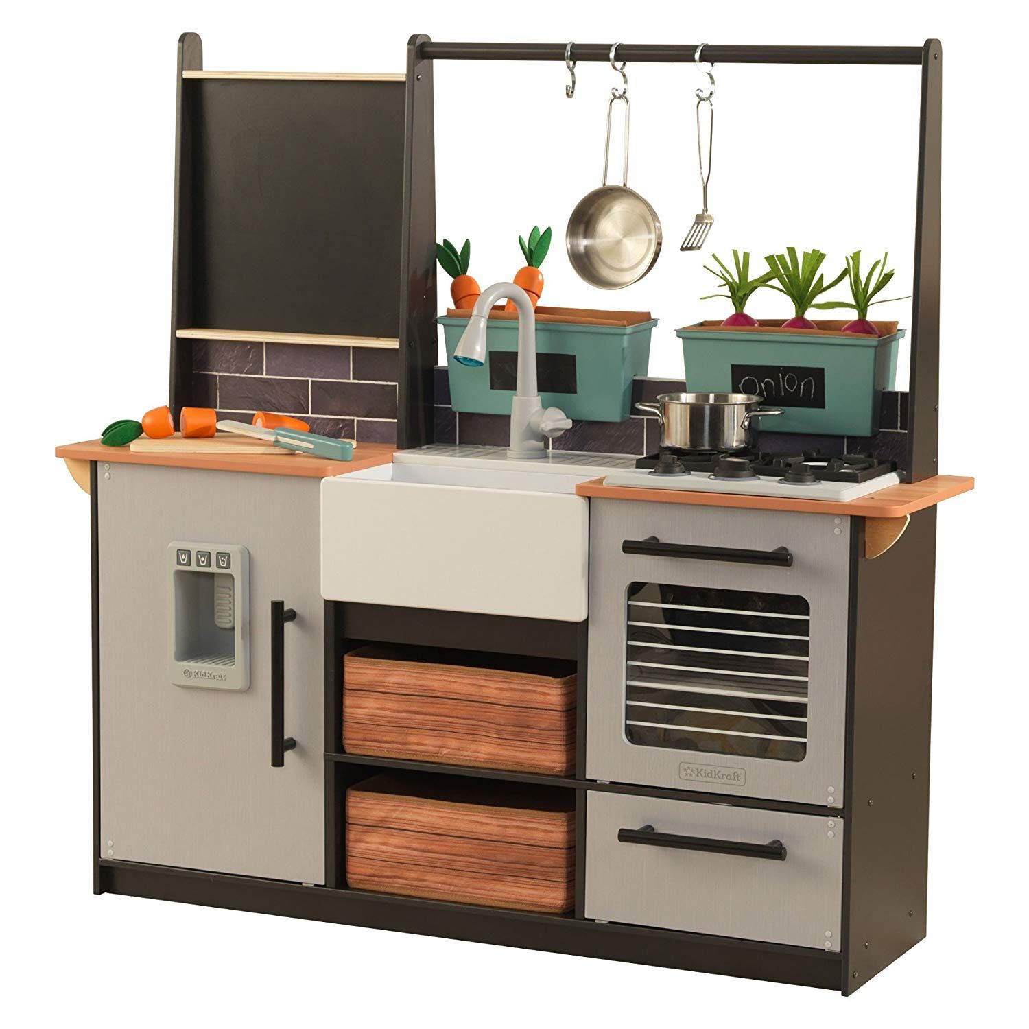 Pretend Play Gift Guide Play kitchen sets, Best play