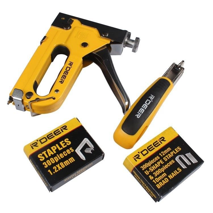 Powerful Nail Gun Nails Machine Puller Manual Nailing Gun Strong ...