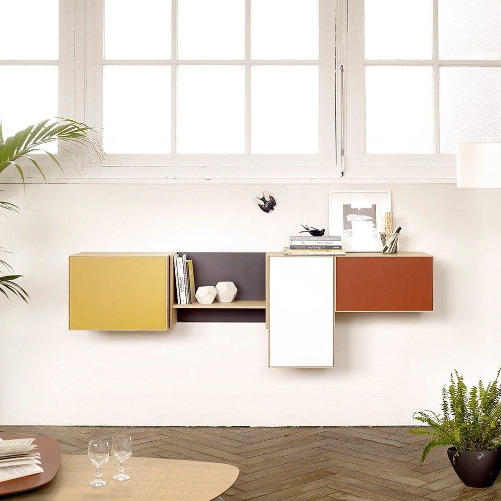Mueble Lauki 03 De Treku Mueble De Salon O Recibidor Moderno Muebles De Recibidor Deco Salon Deco Meuble