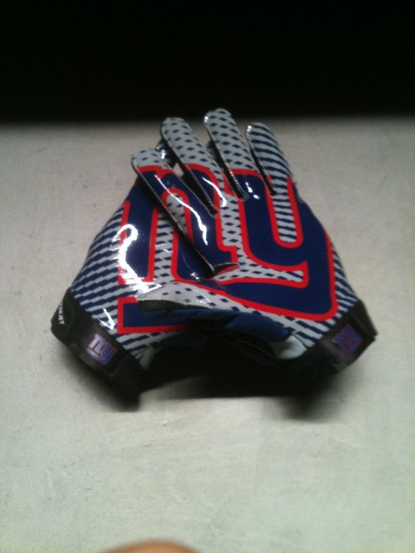 New York Giants NFL gloves  b040cdeac