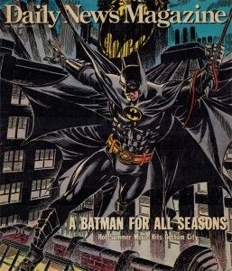 Jerry Ordway Talks About Making His Batman '89 Comic - DC Comics News