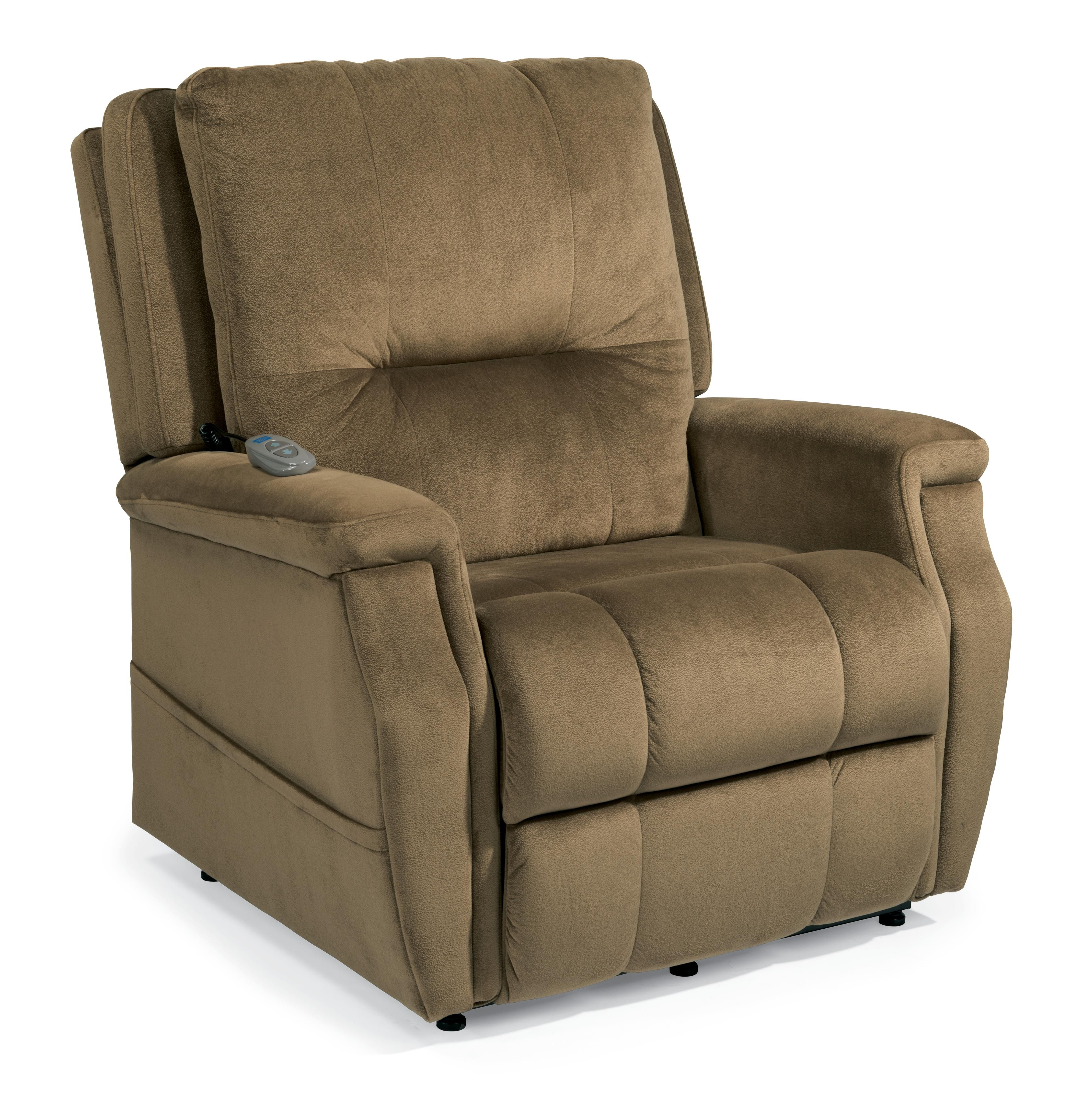 Latitudes Lift Chairs Julius Lift Recliner By Flexsteel At