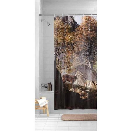 Home Fabric Shower Curtains Shower Curtains Walmart Shower Curtain