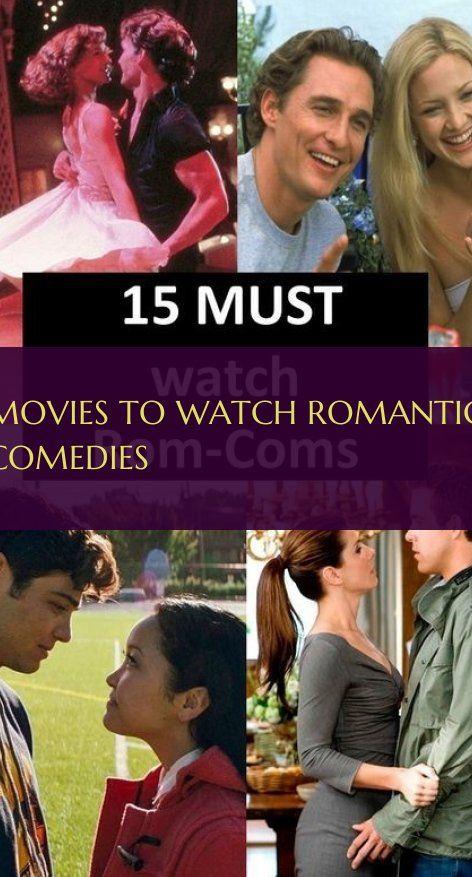 filme, um romantische komödien zu sehen - #movies #watch #