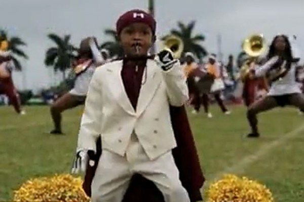 5-Year-Old Band Leader Steals the Show With His Cuteness