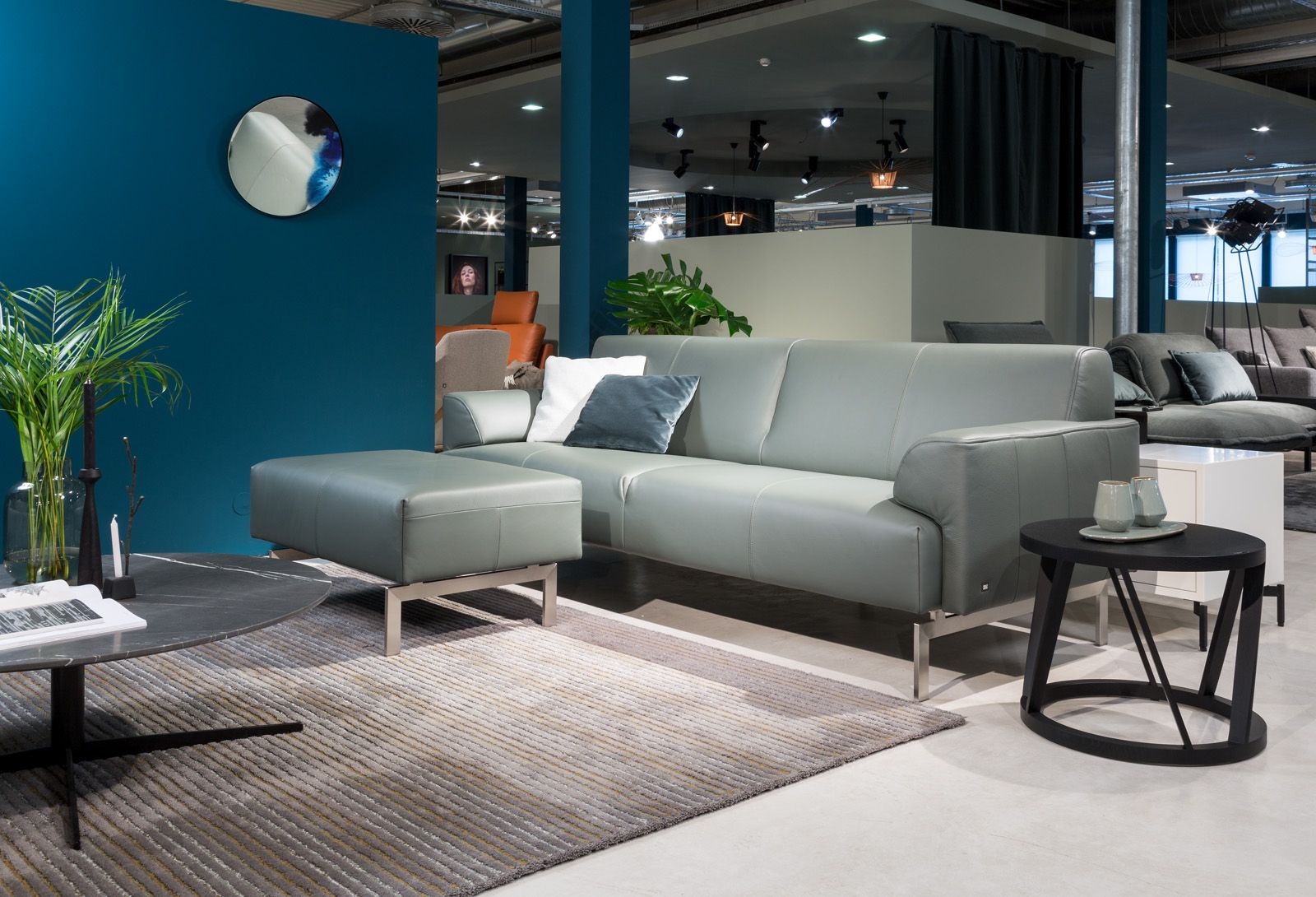 Rolf Benz Sofa Ecksofa The Rolf Benz 310 Will Simply Amaze Each And Every Purist With Its