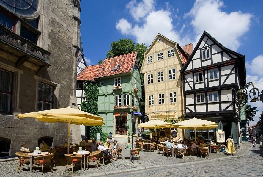 Schöne Stadt Deutschland