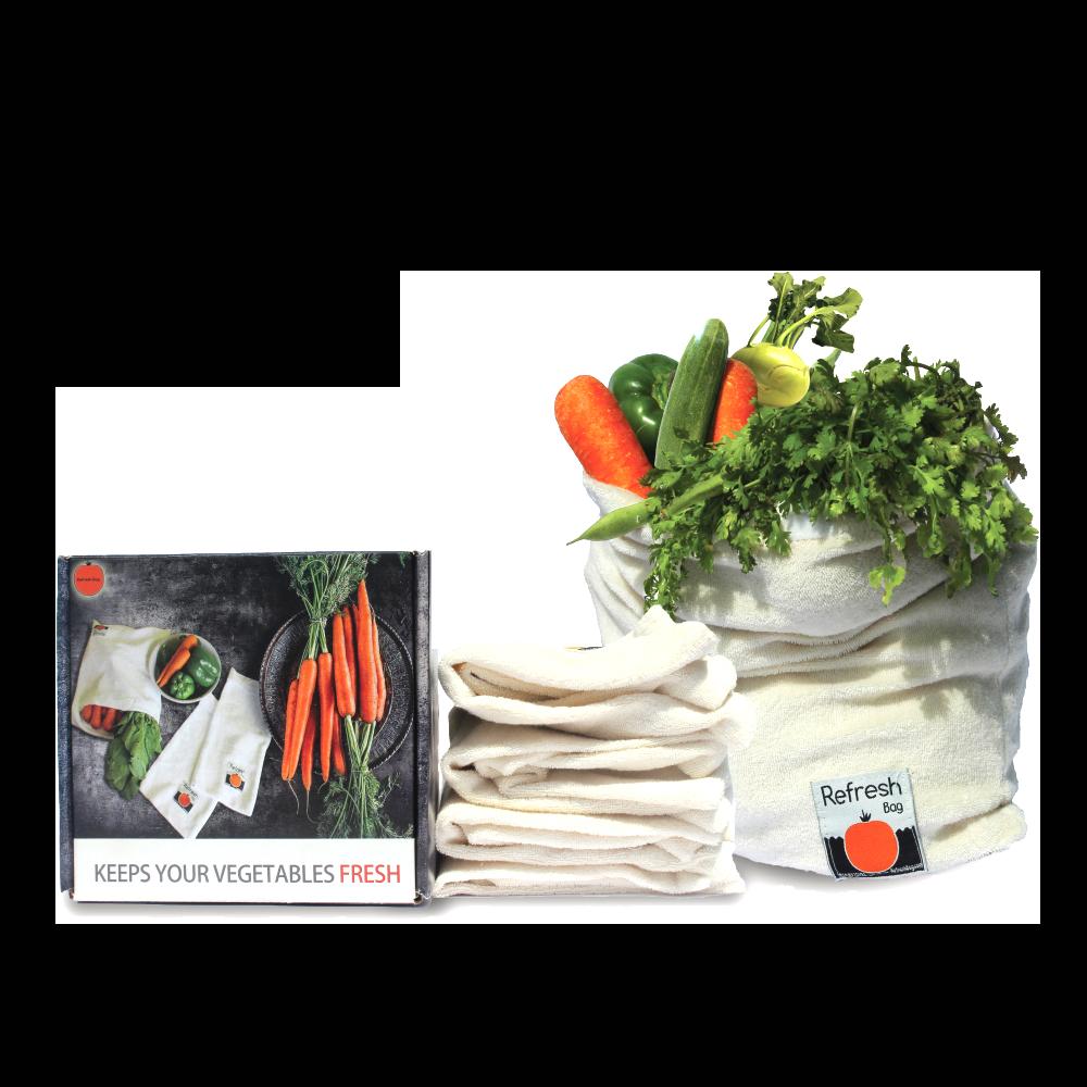35++ Reusable vegetable bags for fridge ideas in 2021