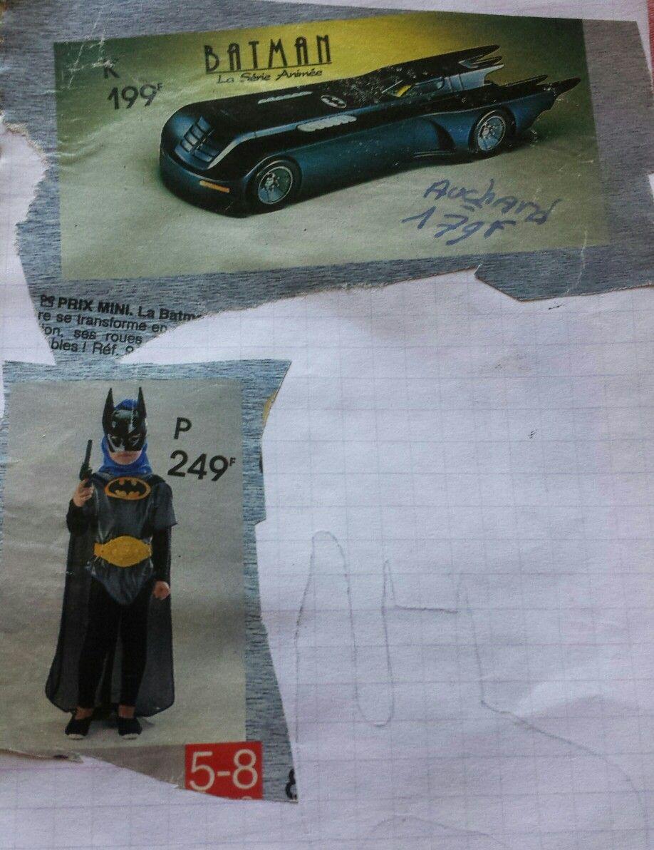 """Batman et les jouets de """"La série animée"""". Batman Forever - Legends Batman"""
