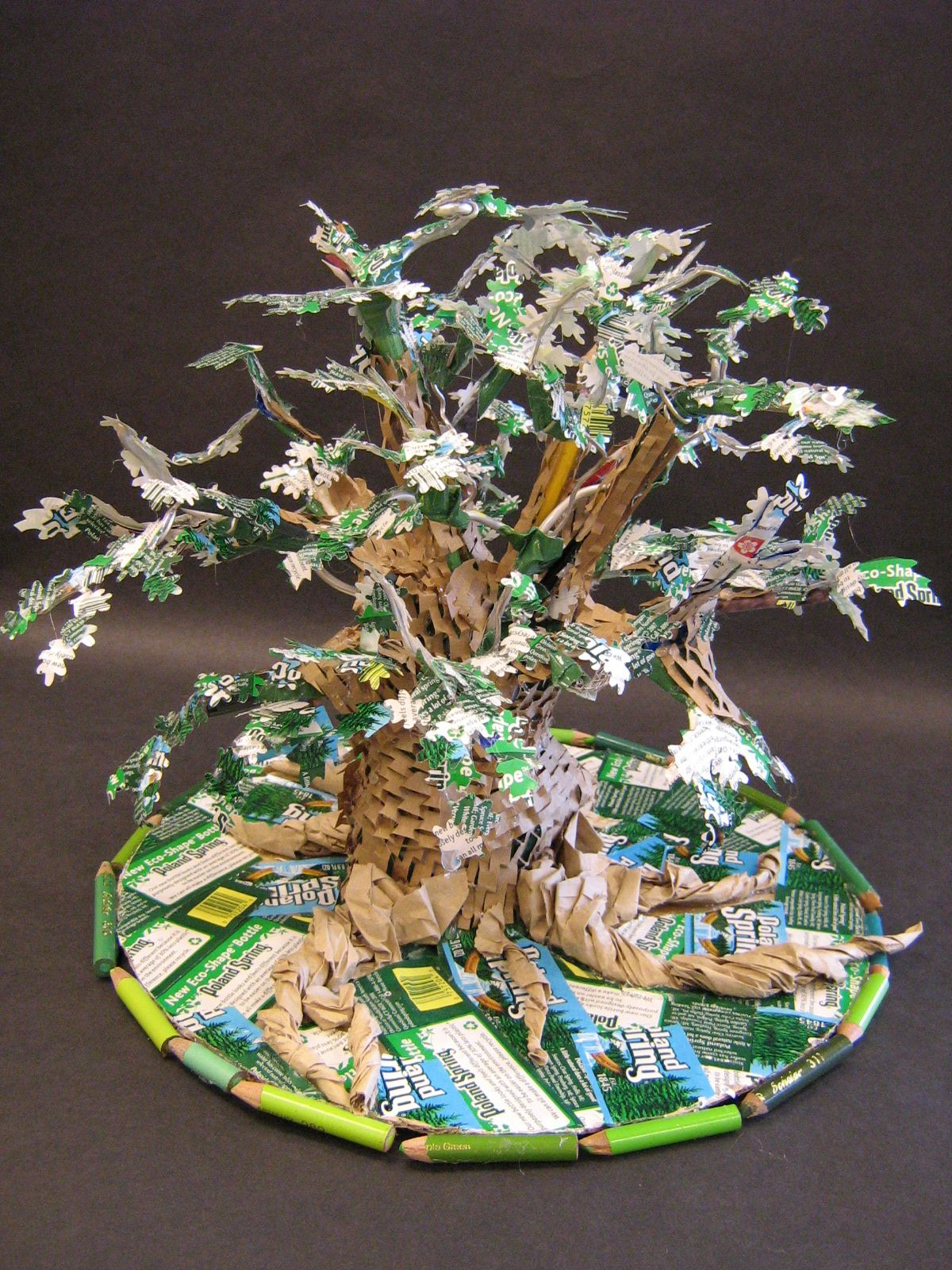 Crafts for highschool students - Recycled Art Projects For Hippies Google Search