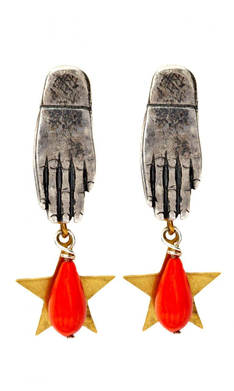 Etoile Earrings - Plümo Ltd