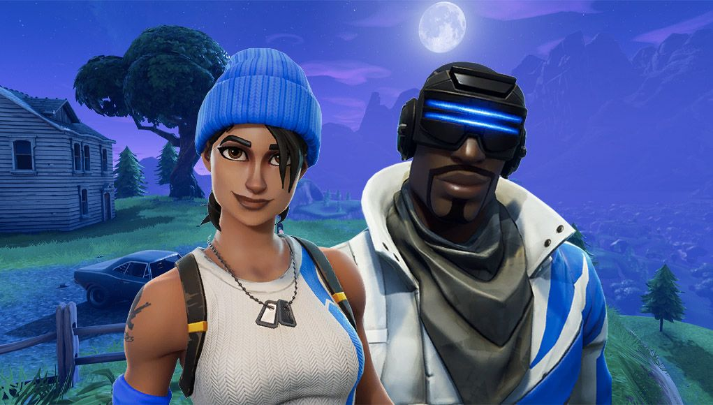 First Look At Fortnite Ps Plus Celebration Pack Cosmetics In Game A New Fortnite Ps Plus Pack Is On The Way And Thanks To A P Ps Plus Fortnite Ps4 Exclusives