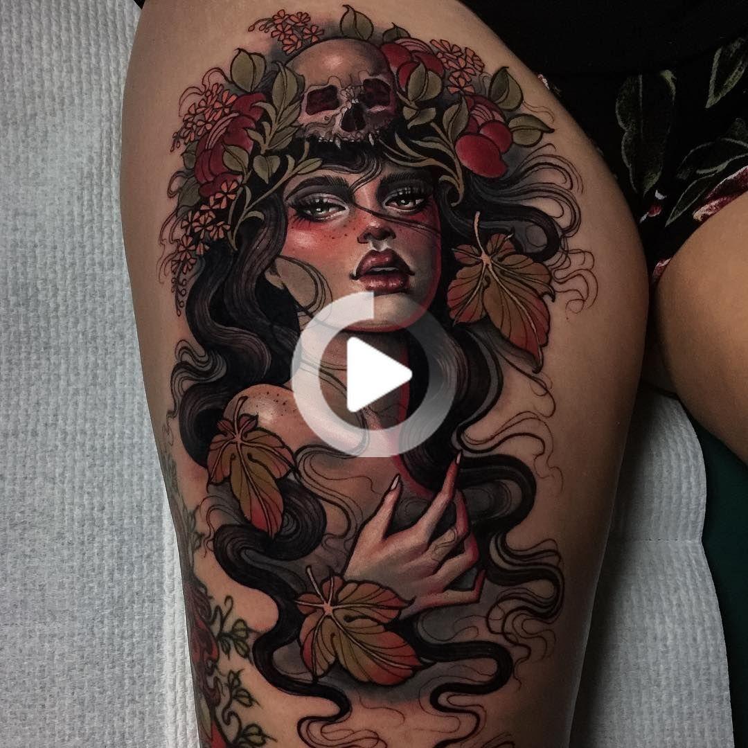 Photo of #tattoodesigns Chest piece tattoos Chest-piece-tattoos Women chest tattoos Wolf …