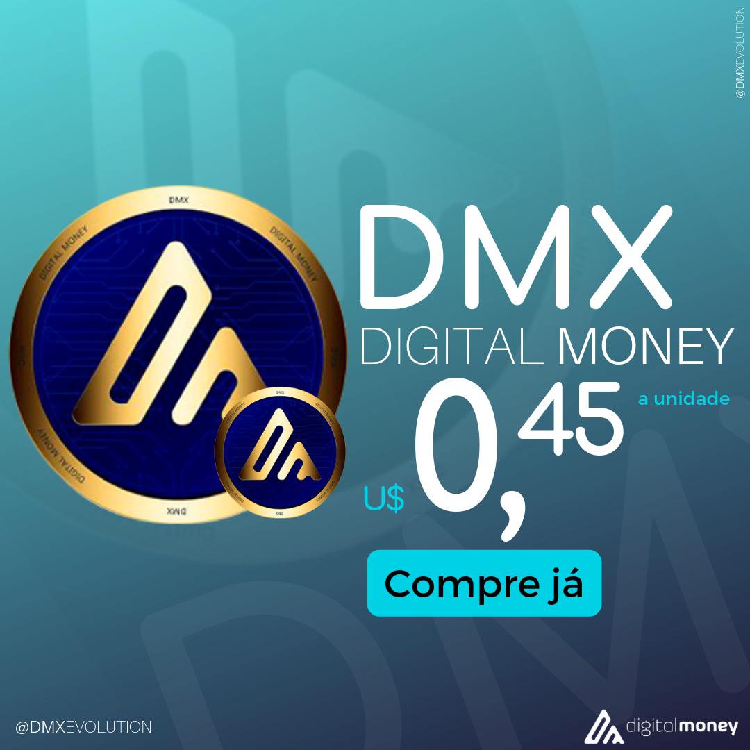 dmx moeda virtual login negociação de margem de criptomoeda nos