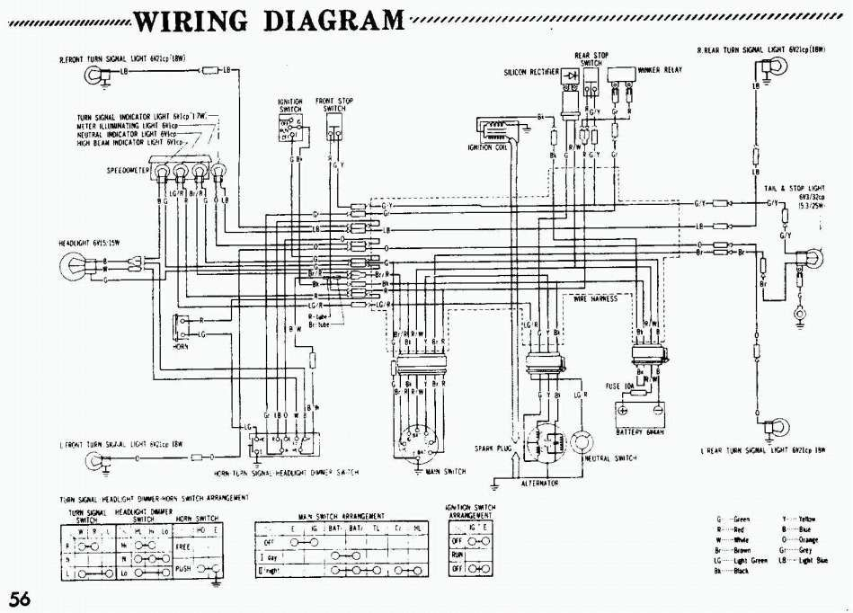 10 Ct70 Wire Diagram Lifan 125cc Engine Engine Diagram In 2020