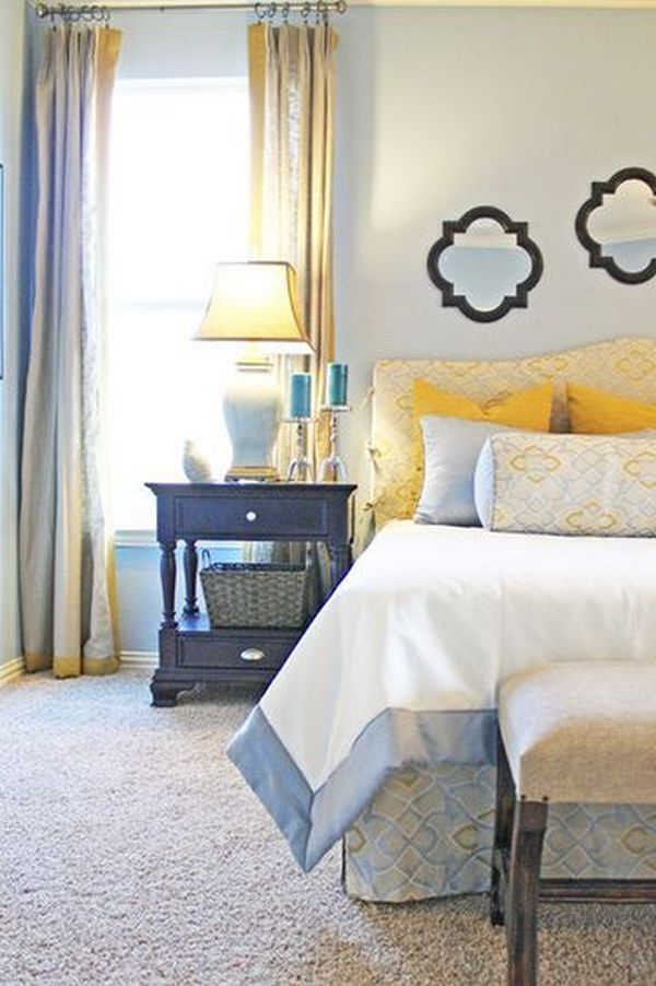 feng shui schlafzimmer bett farbig spiegel Schlafzimmer Ideen - feng shui schlafzimmer