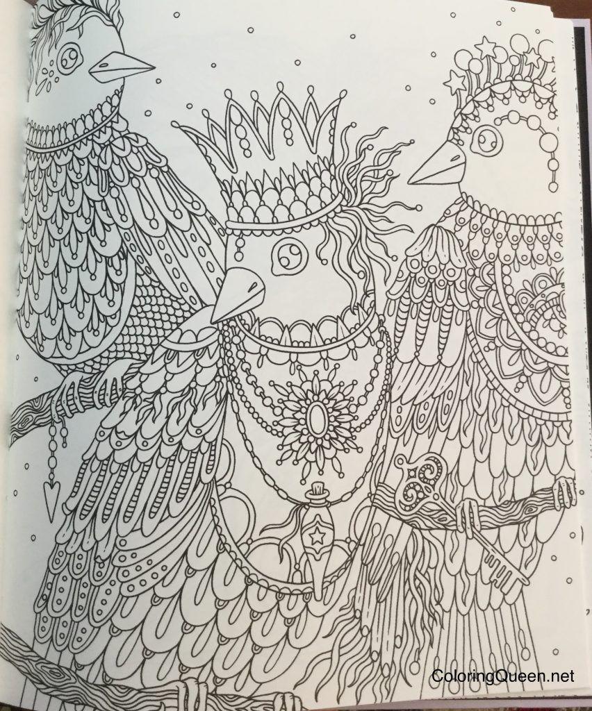 Magiskgryningmalarbok 0369 Jpg 852 1024 Coloring Pages Animal Coloring Pages Coloring Books