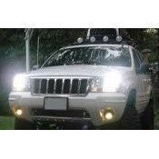 WJ Grand Cherokee-Specific Steering Stabilizer mounting hardware