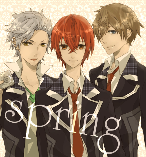Starry Sky in Spring スタスカ, 乙女ゲーム, スカイ