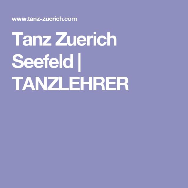 Tanz Zuerich Seefeld  | TANZLEHRER