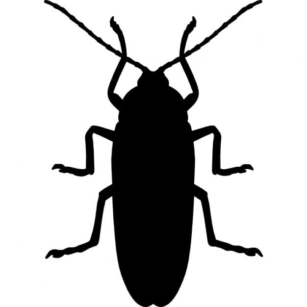 COCKROACH wall stickers 29 decals bugs insects window clings Halloween props