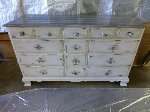Large 14-drawer Vintage Sumter Cabinet Co by TheBirdalicious