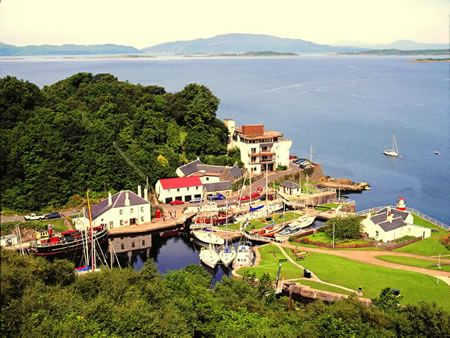 Crinan Hotel Argyll Best Rates Official Site Secluded Accommodation West Coast Scotland
