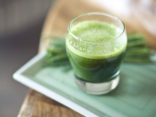 Recette : le jus vert d'Eva Green