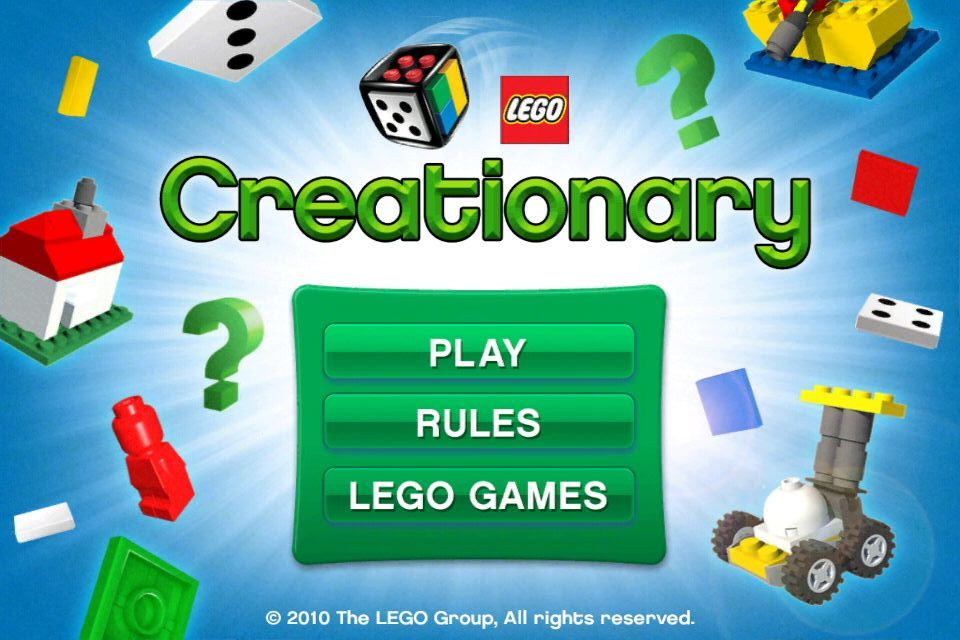 Free LEGO Games Check out this cool board game for children I found ...