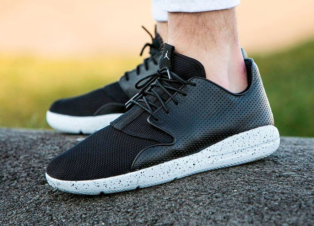 SPORTSWEAR FIX: Nike Air Jordan Eclipse - Black/Pure Platinum .