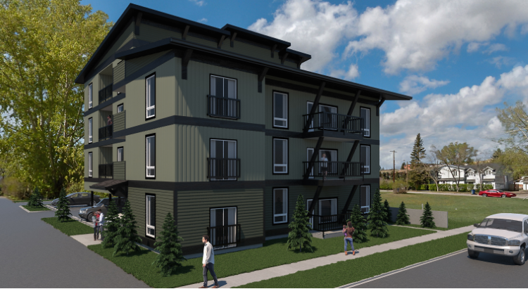 The Town of Okotoks has supported environmental sustainability once again, after the Municipal Planning Commission approved an apartment building made of shipping containers. The building, to be located at 2 Lineham Avenue will be created by...