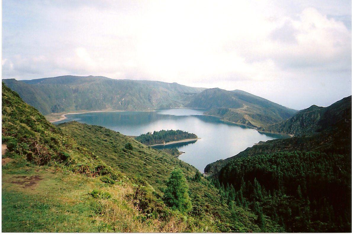 Fotografia: São Miguel - Lagoa do Fogo