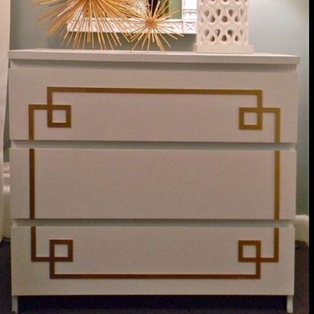 I think I've decided on these overlays for my 6- drawer dresser