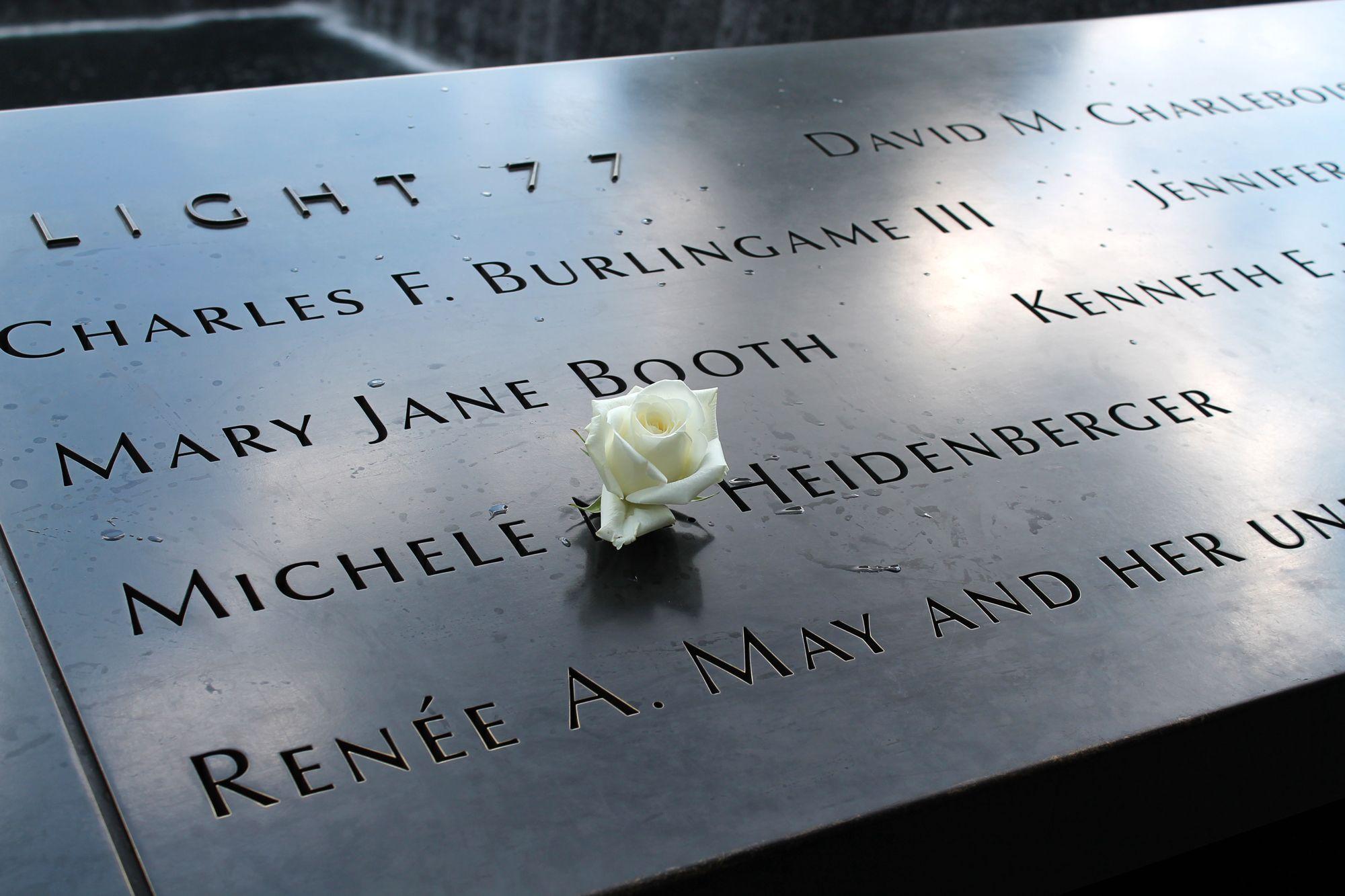 World Trade Center Memorial   Photo by Diego Maçã