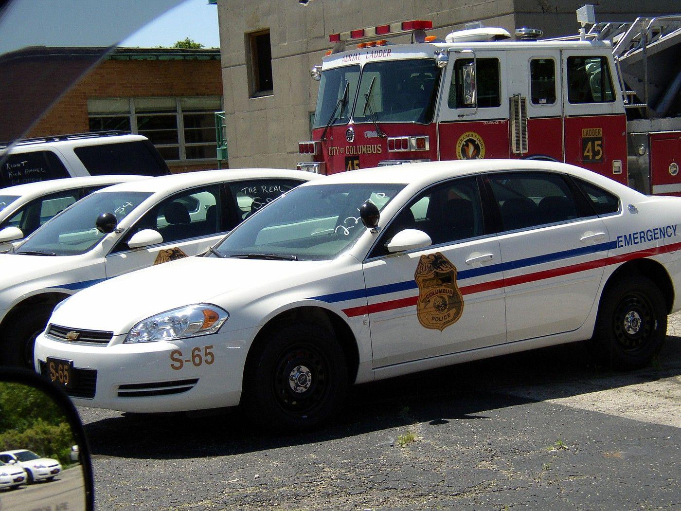 Oh Columbus Police Police Columbus Police Cars