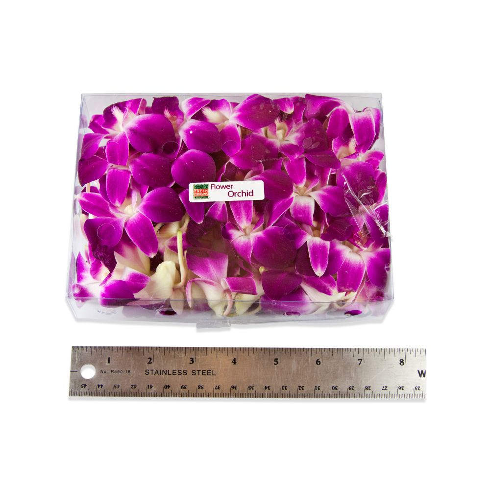 Fresh Karma Orchids Orchids Candy Flowers Edible Flowers