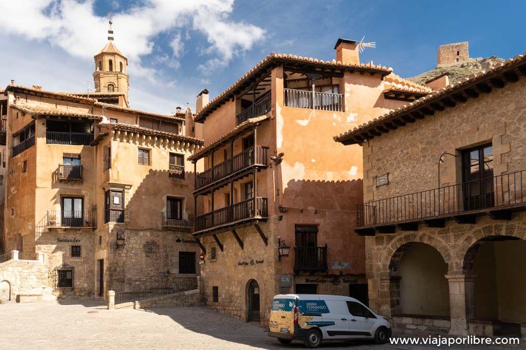 Albarracín Qué Hacer En Uno De Los Más Bonitos Pueblos De España España Viajar Por España Paisajes De Cordoba