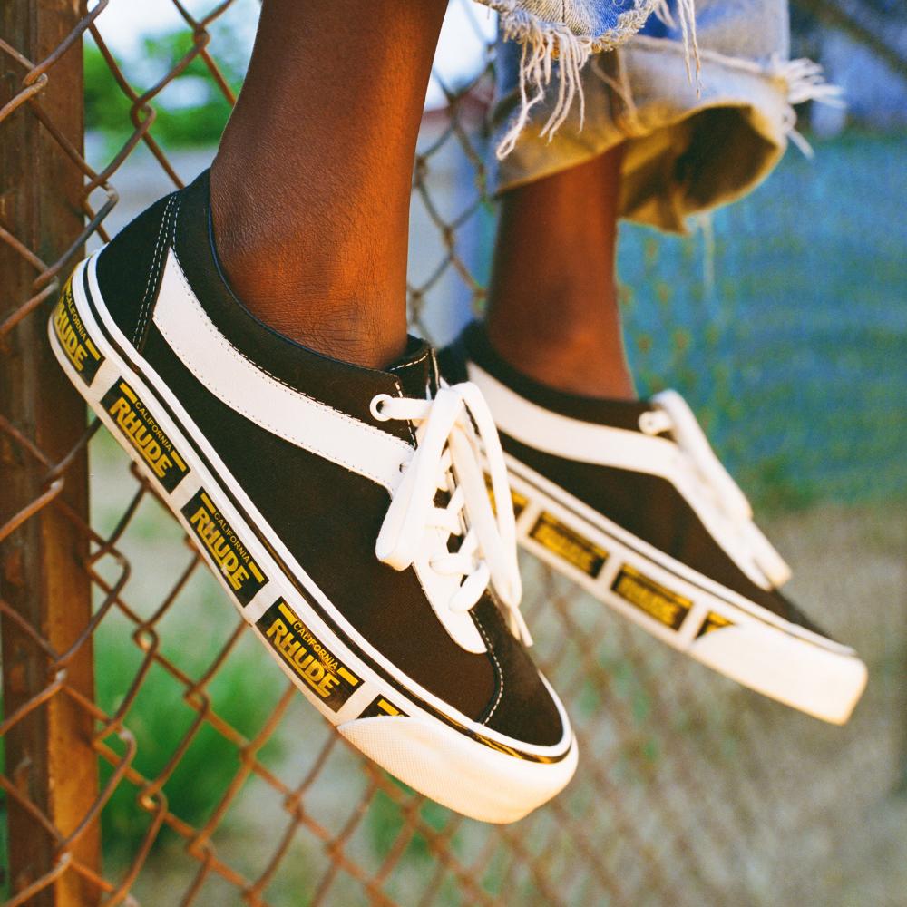 Vans Bold NI x Rhude - Vn0a3wlpthf - Sneakersnstuff   sneakers ...