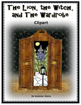 The Lion The Witch And The Wardrobe Clip Art In 2019 Original