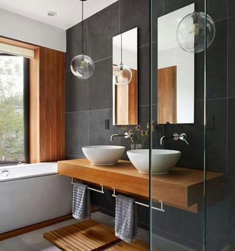 Pin de oriel soto en ba o pinterest salle de bain salle y d coration salle de bain - Alicatado banos pequenos ...