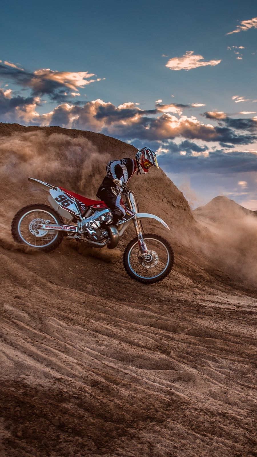 Motocross Stunt Iphone Wallpaper Motorcycle Wallpaper Motocross