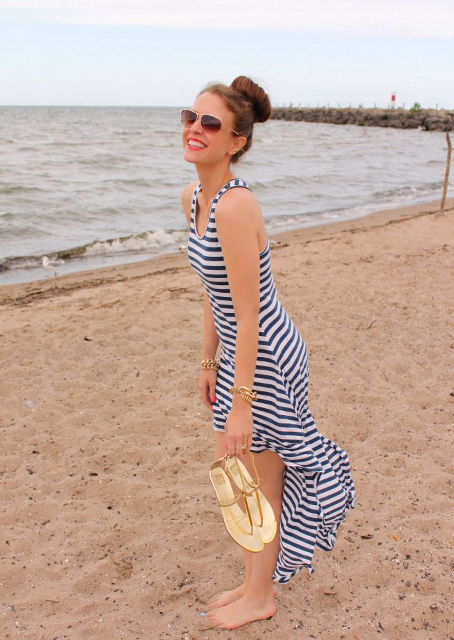 At the Beach| Penny Pincher Fashion