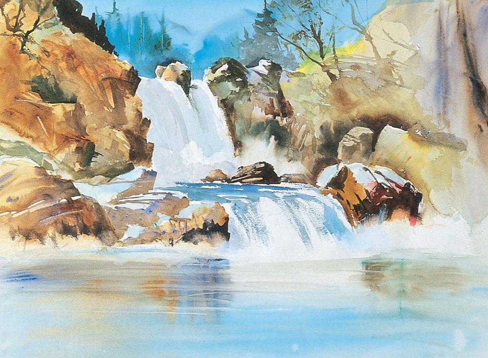 L Aquarelle Simplement Comment Peindre Aquarelle Et Peinture A