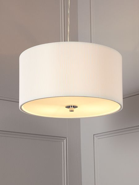 Linea zaragoza medium cream ceiling pendant house of fraser