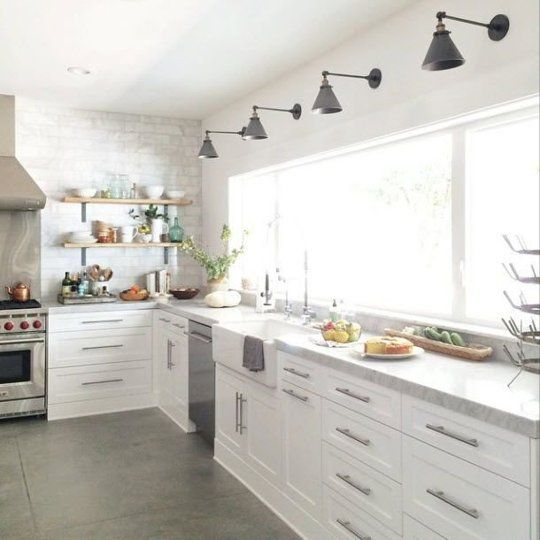 How To Do Kitchen Lighting Now: A Style Guide To Six On
