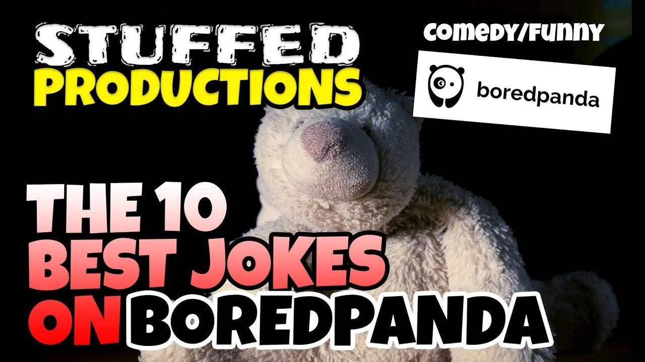 49 Top 10 Jokes From Boredpanda Com Bored Panda Best Jokes Try Not To Laugh Challenge Bear Bestjokes Boredpan Top 10 Jokes Try Not To Laugh Jokes