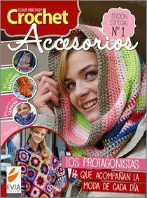 Crochet Accesorios Nº 01 - Edición Especial 2014