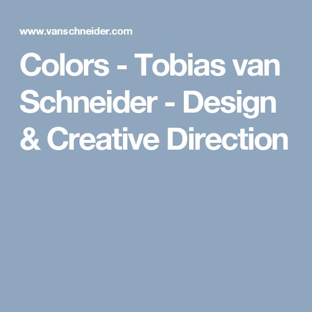 colors a color combinations collection by tobias van schneider rh pinterest com