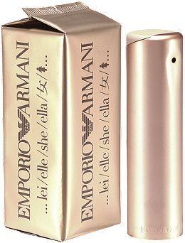 Giorgio Armani Emporio Armani She Eau De Parfum Illatok Armani