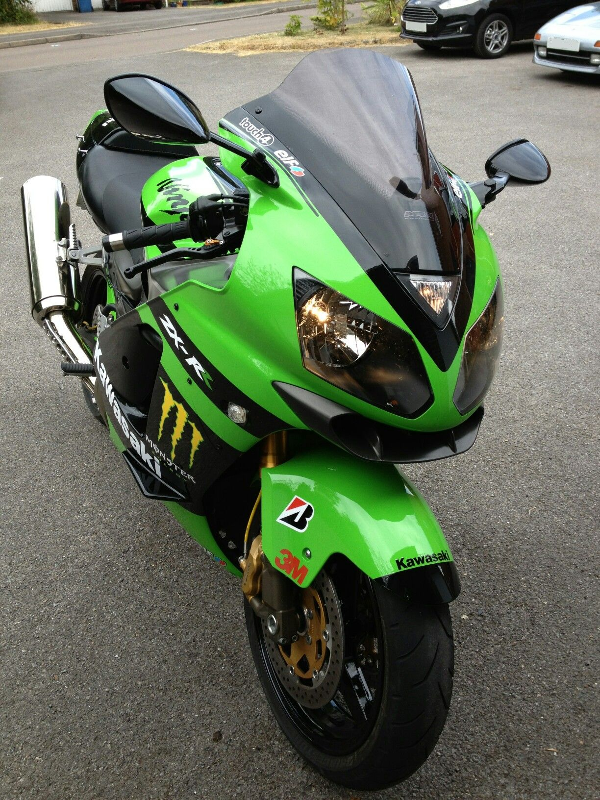 ZX12 motogp tribute   superbike   Kawasaki bikes, Kawasaki